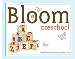 West Seattle Bloom Preschool